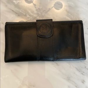Fendi Long Wallet - Vintage